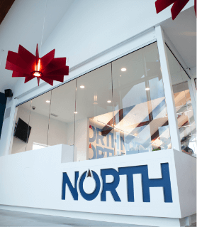 North Medical cannabis drive thru pickup