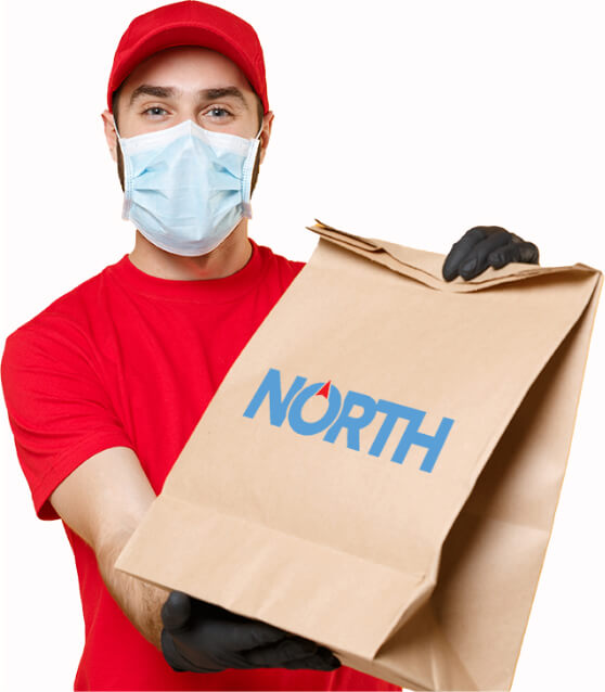 North Medical dispensary cannabis delivery